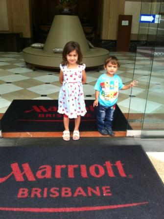 Marriott Brisbane Review