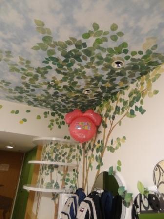 Happy Magic Room Mural