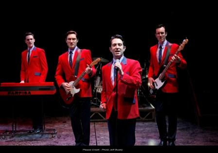 Jersey Boys Brisbane Review