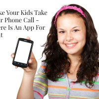 Kids Ignoring Your Phone Calls & Texts? There is App to fix that
