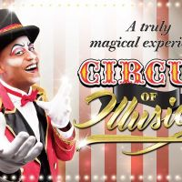 Giveaway 4 Tickets to Circus of Illusion on the Gold Coast!