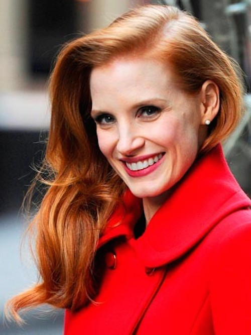 jessica-chastain-red-hair-tone-true-red-how-to-be-a-redhead