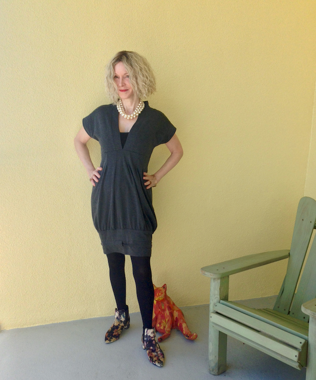 gray dress vis monday