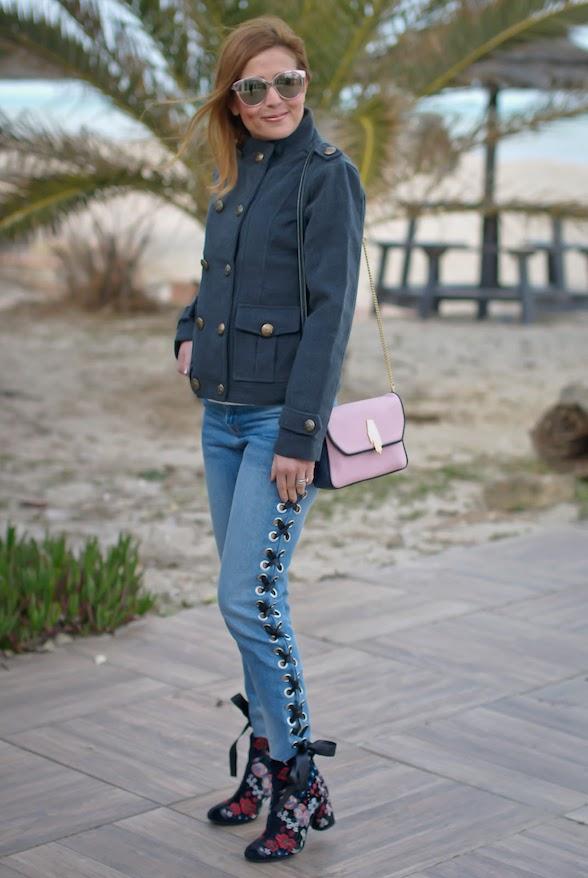Spring bags pink
