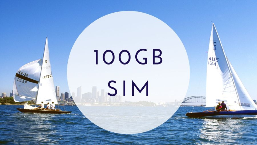100GB SIM