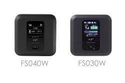 富士ソフトFS040WとFS030Wを比較 新型と旧型のモバイルWi-Fiルーターがどう変わったのか