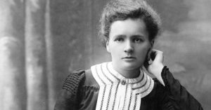 Científica mujer Marie Curie