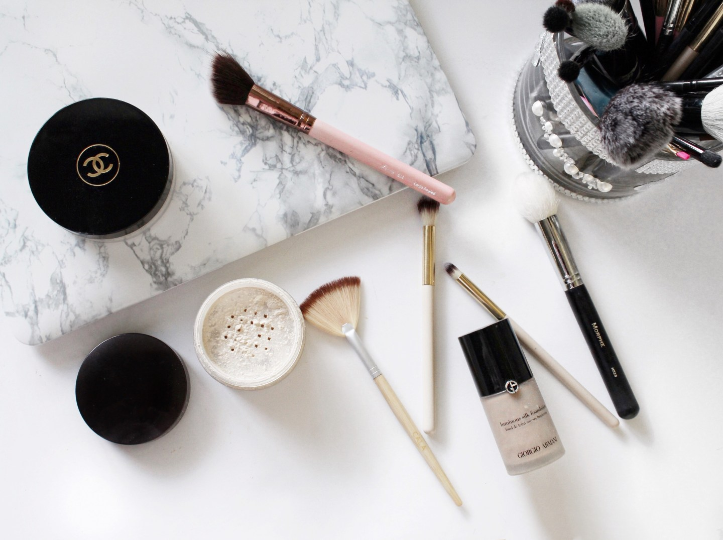 | All The Makeup Brushes you need |