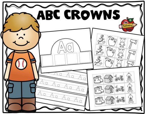ABC Crown Samples
