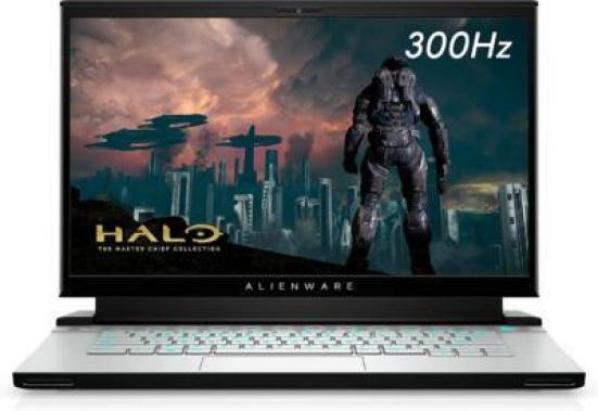 High End Laptop for gaming -  Alienware m15 R3 AWm15-7418WHT-PUS