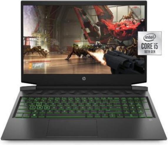 Inexpensive Gaming Laptop - HP Pavilion 16-a0020nr