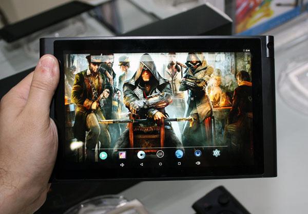 Aikun Morphus X300: 3D gaming tablet dal vivo. Foto e ...