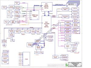 Dell Precision M6800 Schematic – Compal VAR10 LA9781P