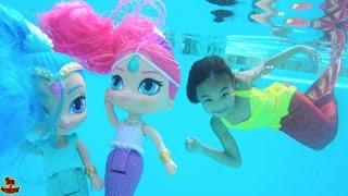 My Magical Mermaid Water Wonderland Robo Toys Review
