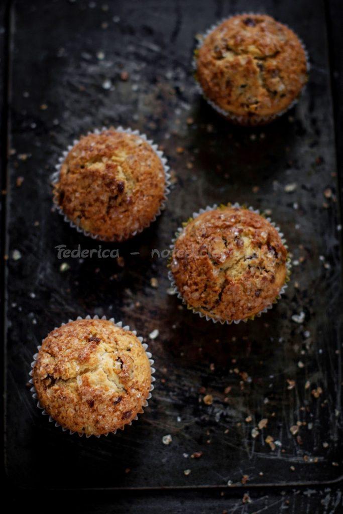 Muffins Alluvetta E Arancia Candita