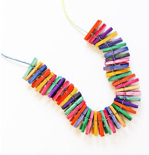 20 Cute And Easy Clothespin Crafts Youll Love Noted List