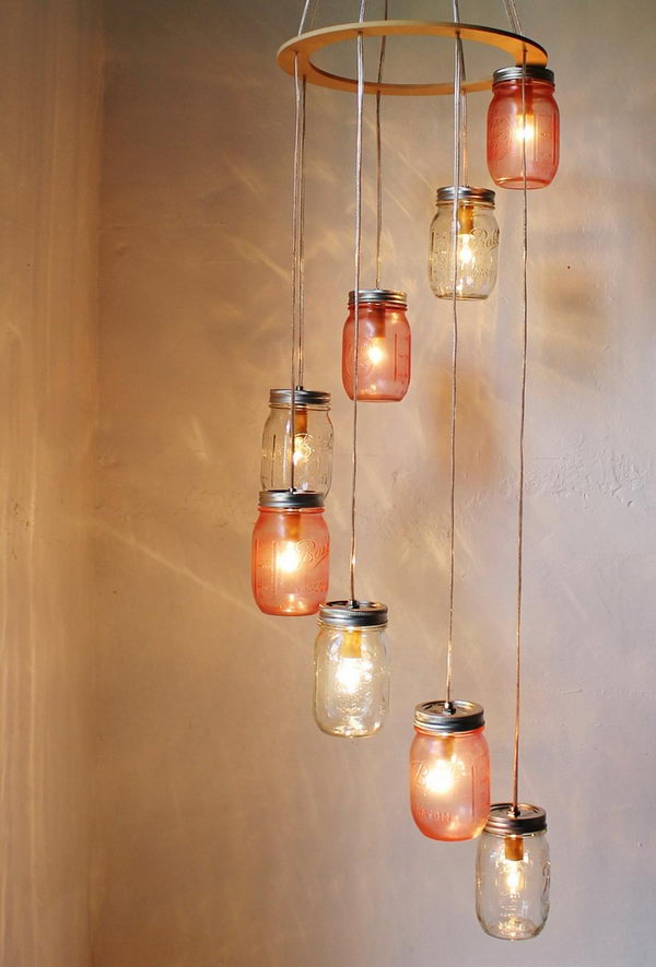 Diy Chandeliers Cool Ideas Amp Tutorials To Add Style To