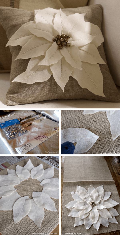 30 Easy DIY Decorative Pillow Tutorials Amp Ideas Noted List