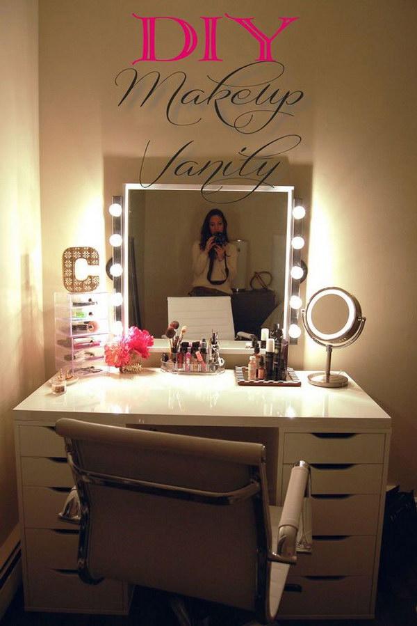 Cool Teenage Girl Bedroom Decorating Ideas - Noted List on Mirrors For Teenage Bedroom  id=43941