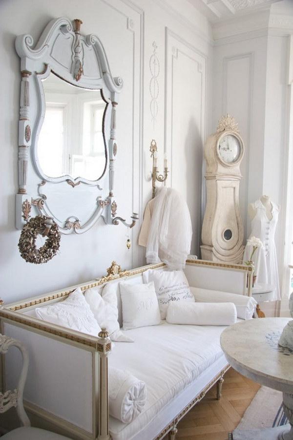 Cottage Romantic Style Decorating Fabrics
