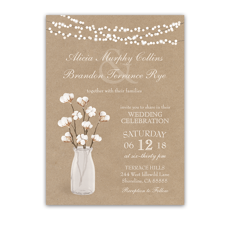 Custom Save Date Postcards