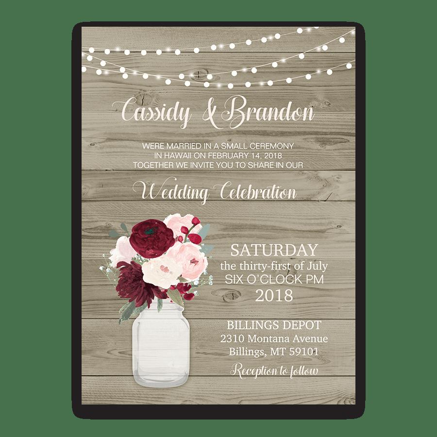 Bridal Shower Invitations Affordable