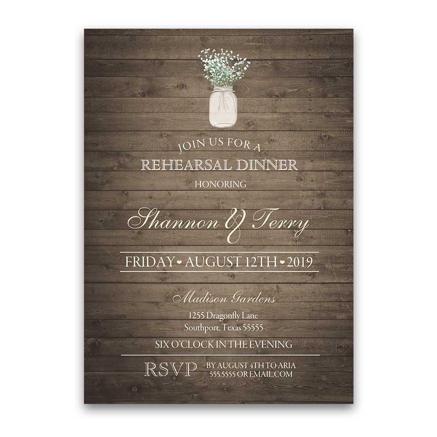 Quality Bridal Shower Invitations