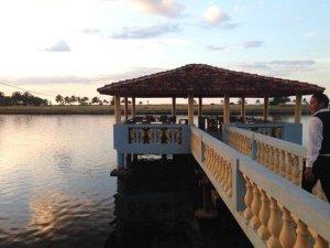 Cenador de El Laurel, uno de los mejores lugares donde comer en La Habana