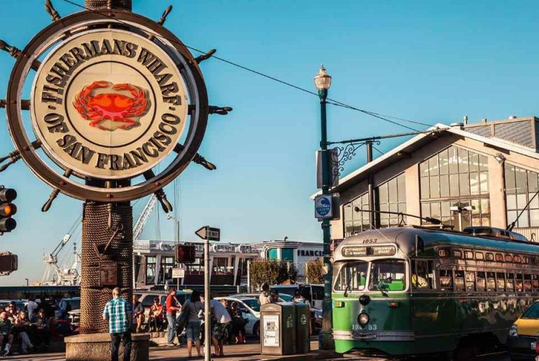 Fisherman wharf San Francisco
