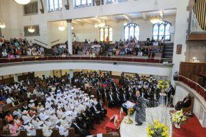 Abyssinian Baptist Nueva York