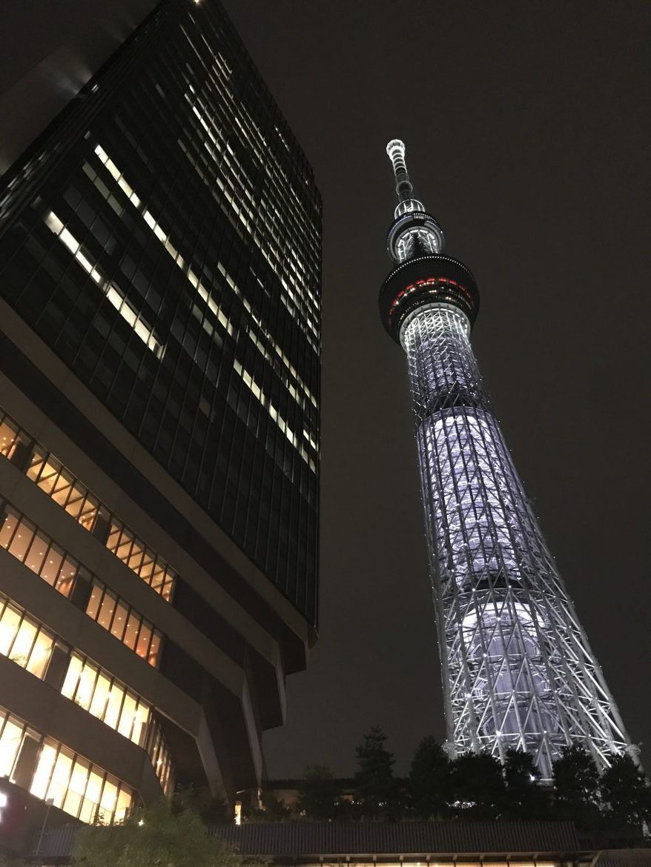 Sky Tree, Tokio, Japón