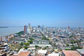 Viajar a Guayaquil. Panorámica 2