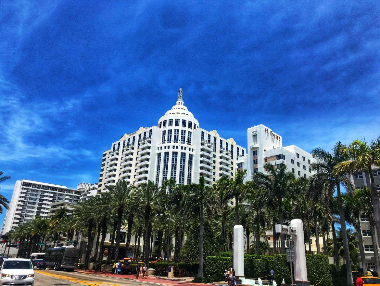 Viajar a Miami. Art Decó