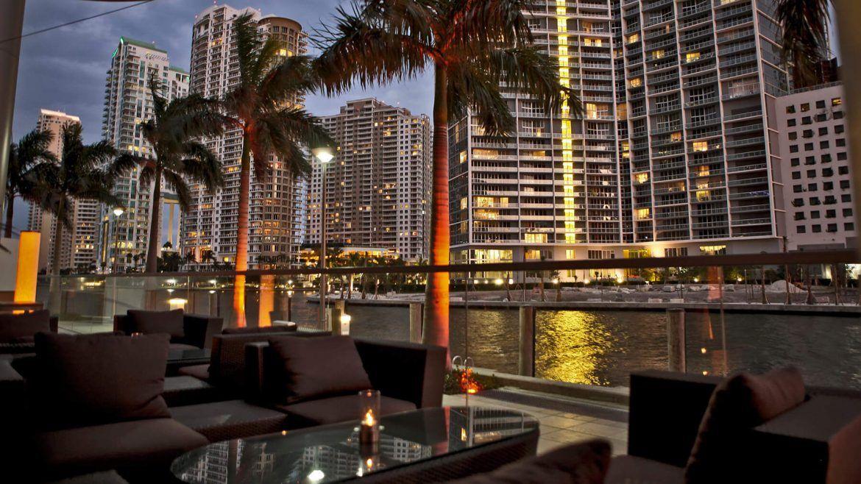 Viajar a Miami. zuma restaurant