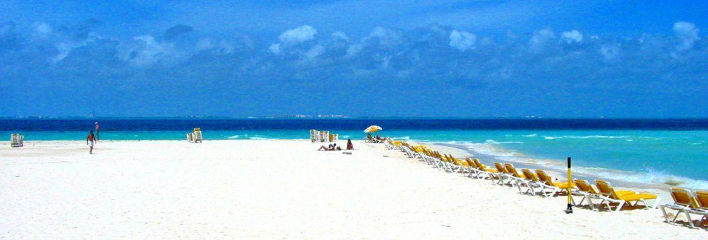 Viajar a las mejores playa Norte, isla mujeres