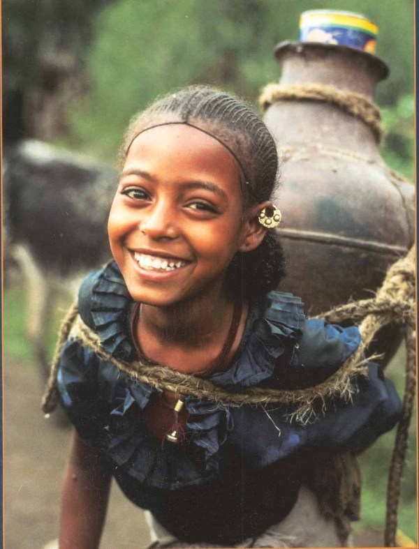 Ethiopian Girl NotEnoughGoodcom