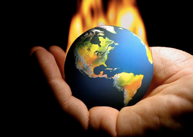 Image result for picture of the globe on fire