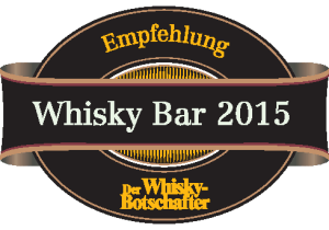 Empfehlung 2015 des Whisky Botschafters