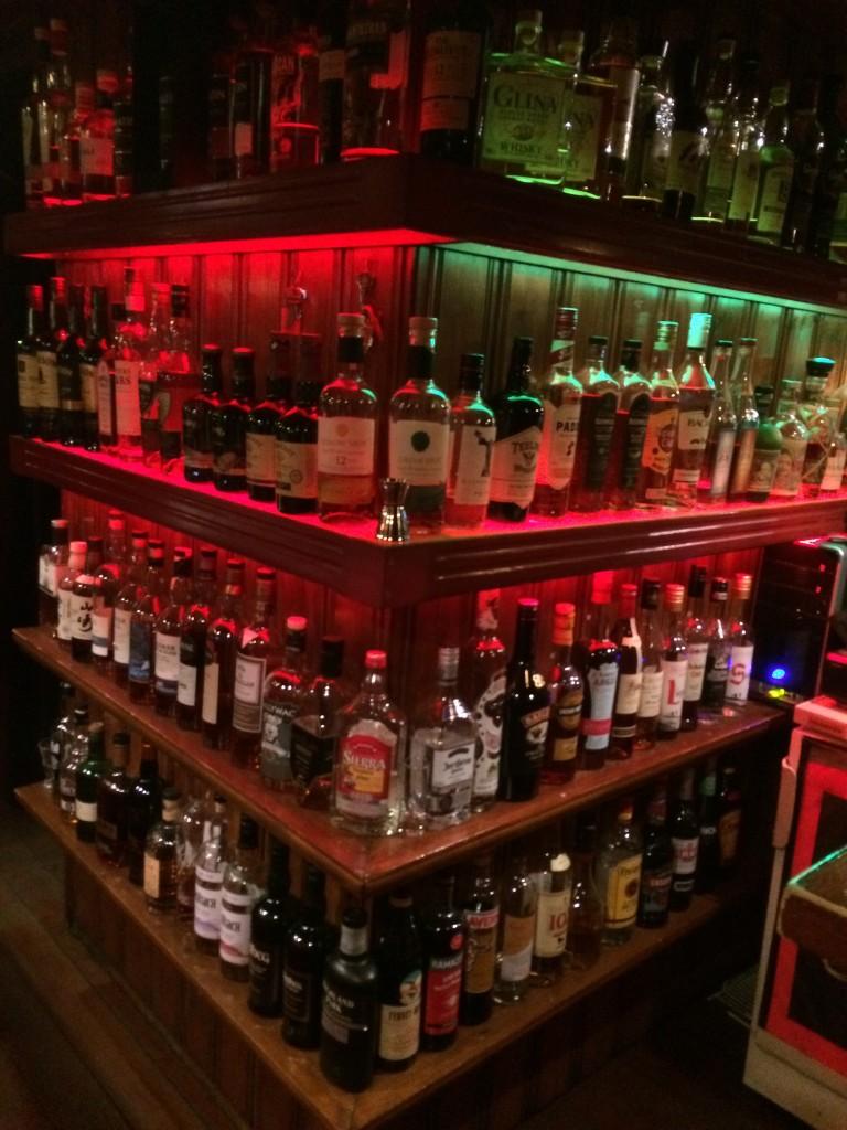 Single bar leverkusen