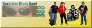 Backdoor BluesBand Banner