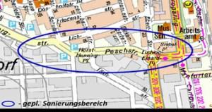 Baumaßnahme Wiesdorf-Süd