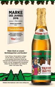tannenzaepfle_marke-des-jahres-2016