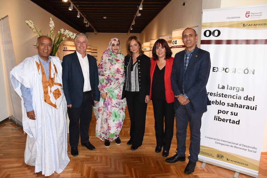 La Diputación de Granada sensibiliza en una jornada sobre el conflicto del pueblo saharaui en el Sahara occidental