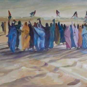 La eñe en el Sahara Occidental — Y… ¿dónde queda el Sáhara?