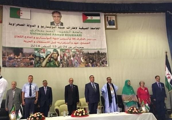 Responsable político marroquí Said Bouchta se pasa al Frente Polisario | Periodistas en Español