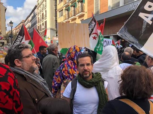 El Confidencial Saharaui: ENTREVISTA | Podemos: «Las declaraciones de Borrel sobre el Sáhara son inadmisibles y forman parte de la Realpolitik».