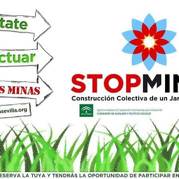 Sahara Sevilla: STOP MINAS : Capacitación en incidencia y movilización para la erradicación de las minas antipersona