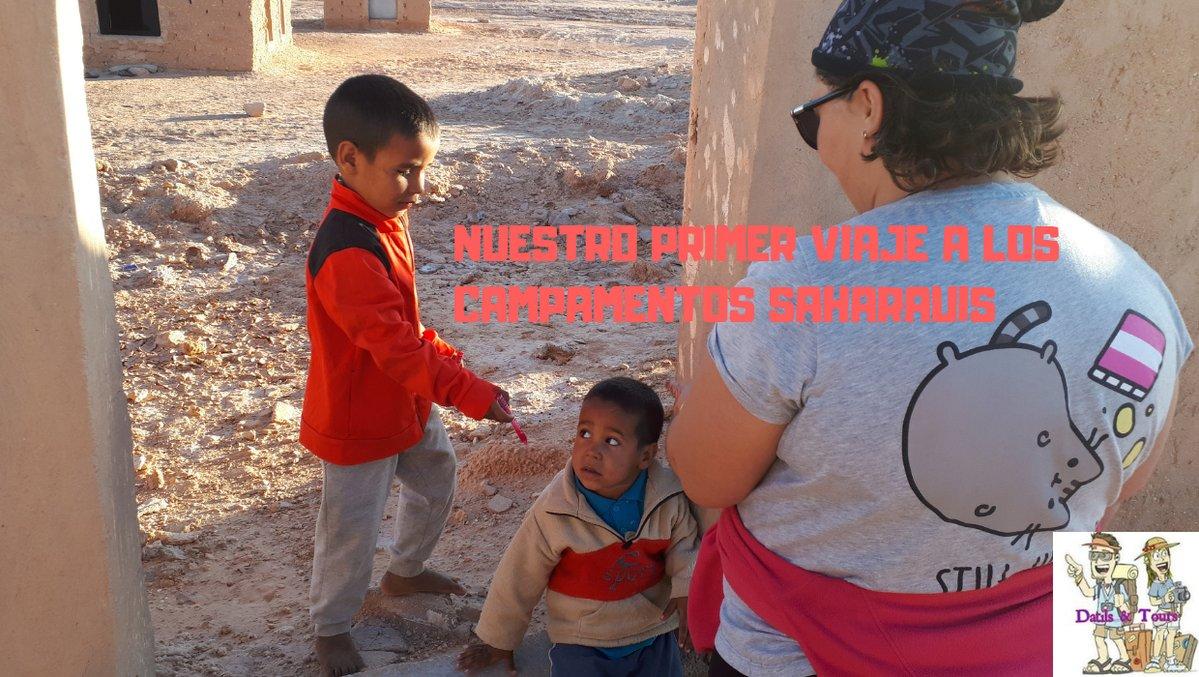 Nuestro primer viaje a los campamentos saharauis de Tindouf. – Datils & Tours Travel Blogger.