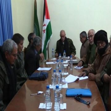 President of Republic chairs meeting of Permanenet Bureau | Sahara Press Service