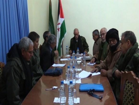 President of Republic chairs meeting of Permanenet Bureau   Sahara Press Service